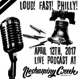 Temp. Flyer for the Neshaminy Creek Brewing Co Event