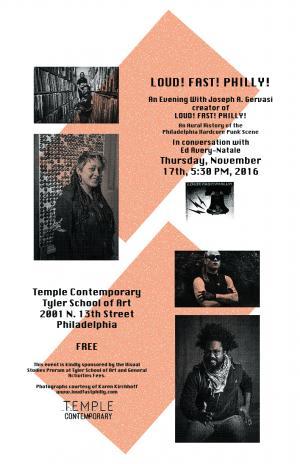 Tyler Event flyer