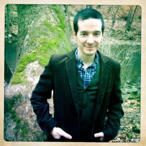Joseph A. Gervasi in the Wissahickon Gorge