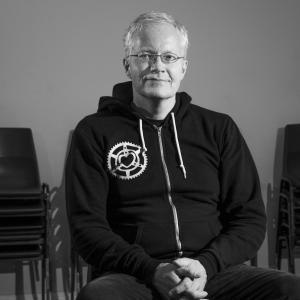 Mark Andersen portrait by Karen Kirchhoff