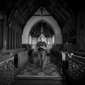 Rev. Kirk T. Berlenbach by Karen Kirchhoff