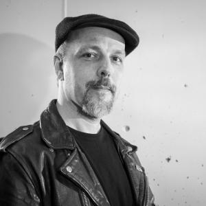 Portrait of Adam Avery of Decontrol – Photograph by Karen Kirchhoff