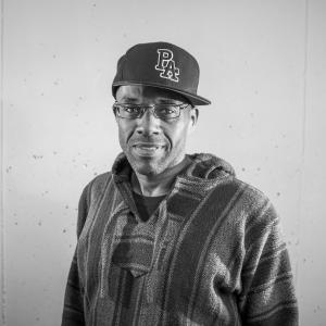 Portrait of Chuck Treece of McRad – Photography by Karen Kirchhoff