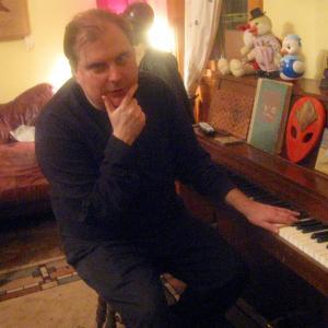 David E. Williams photo by Greg Trout
