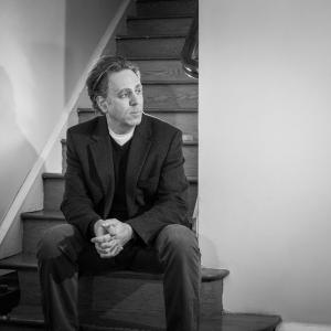 Portrait of Glenn Wallis of Ruin –Photograph by Karen Kirchhoff