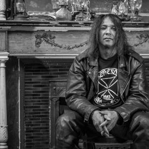 Portrait of Jackal of Y-Di – Photograph by Karen Kirchhoff
