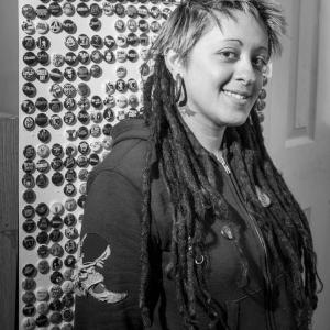 Portrait of Leora Colby by Karen Kirchhoff