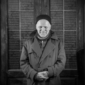 Portrait of Tim Dunn by Karen Kirchhoff